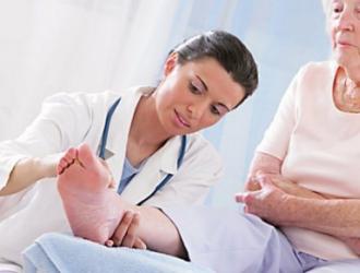 Принципы диагностики язв на ногах