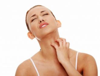 Реакции раздражения кожи
